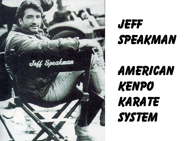 Jeff Speakman